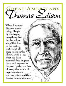 Thomas Edison - Importance of Learning