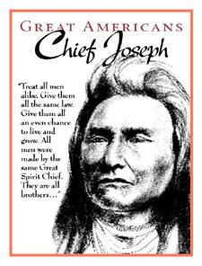 Chief Joseph - The Golden Rule