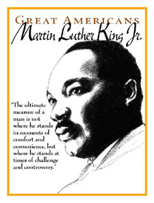 Martin Luther King Jr - Moral Greatness