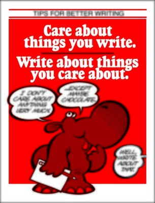 Care About What You Write