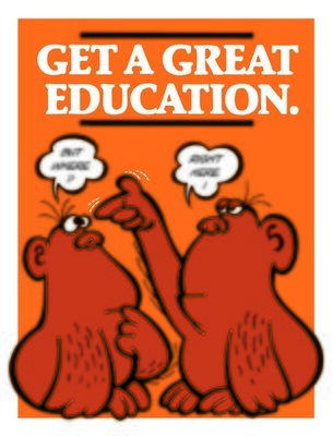 Get a Great Education