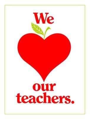 We Love Our Teachers