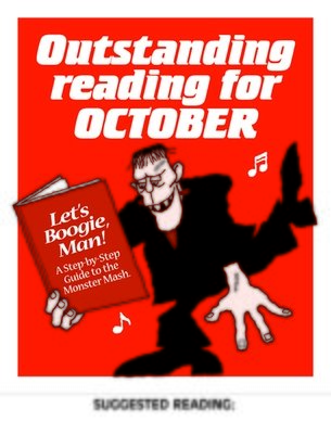 Outstanding Reading for October