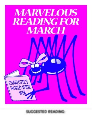 Marvelous Reading for March