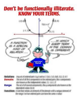 Function Terminology