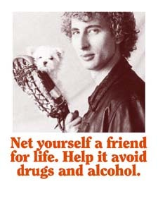 Net yourself a friend for life