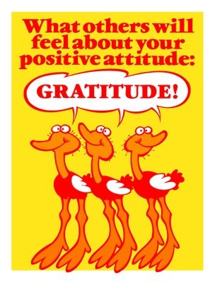 Others Appreciate Your Positive Attitude