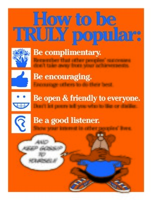 How To Be TRULY Popular