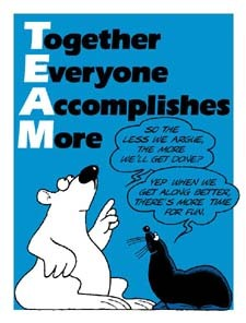 Together Everyone Accomplishes More