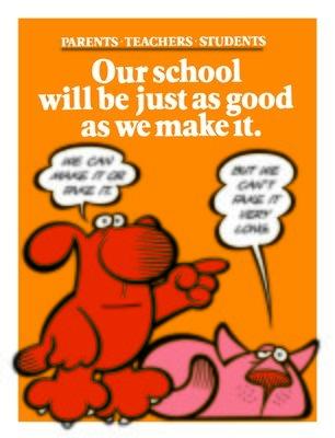 Parent Students Teachers
