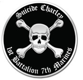 Suicide Charley Challenge Coin