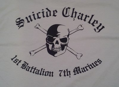 Suicide Charley Short Sleeve T-Shirt XX-Large (White)