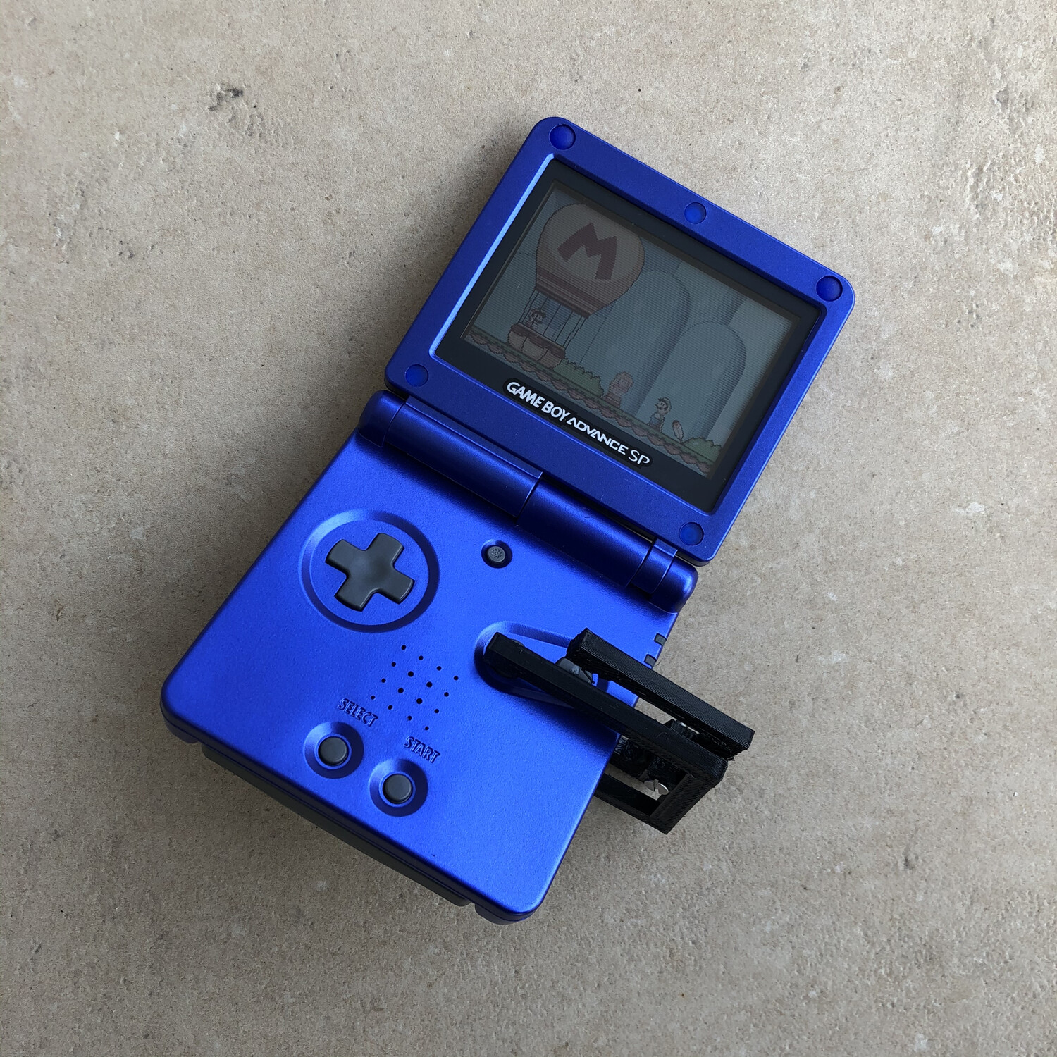 GameBoy Advance SP ONE HAND (Left)