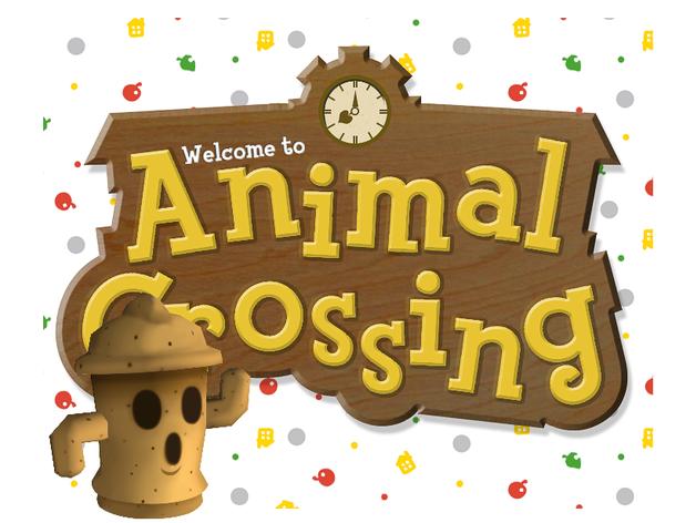 Gyroïde - Animal Crossing  🍃 🍄