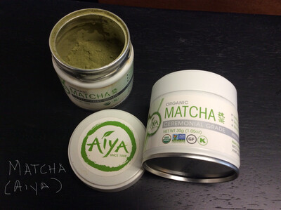 Ceremonial Grade Matcha (organic)
