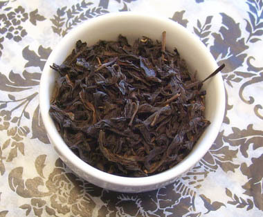 Dark Roast Oolong (organic)