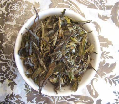 Bai Mudan (White Peony)