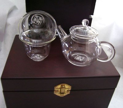 Glass Gongfu for Two