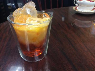 Thai Restaurant Tea