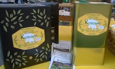 Huile d'olive bio 50cl