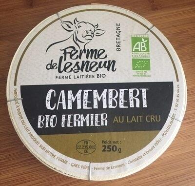 Camembert fermier bio