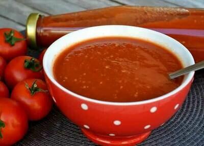 Coulis de tomate de notre ferme
