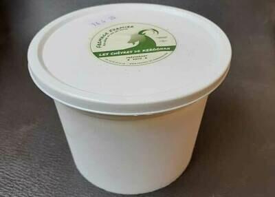 Fromage blanc de chèvre 500ml