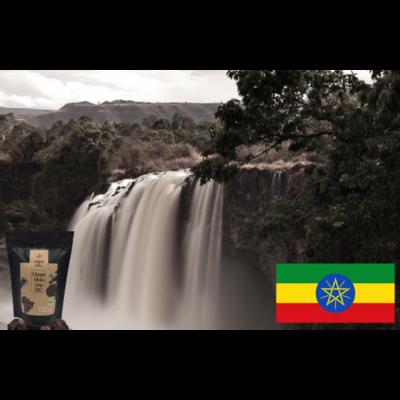 Café moulu d'Ethiopie Moka Limu, 250gr bio
