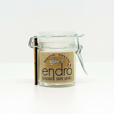 Déodorant naturel baume à la bergamote bio