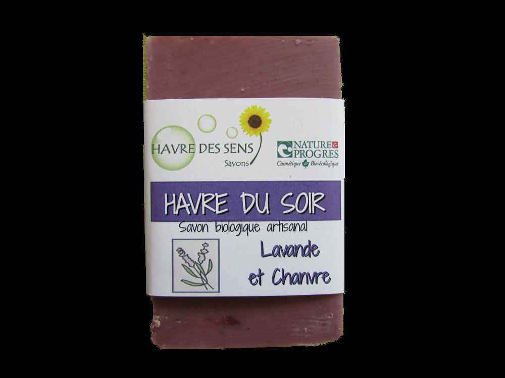 Savon artisanal 100% naturel relaxant Vrac