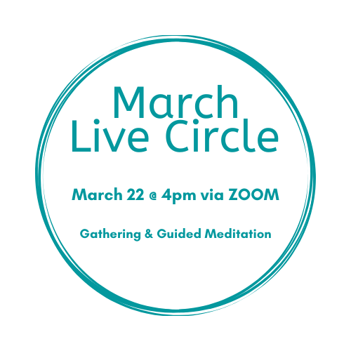 March Live Circle (Online)