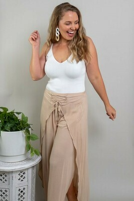Nulla Beach Pants - Sand