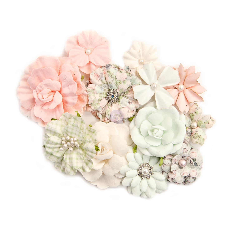Classic Beauty - Poetic Rose Flowers - Prima