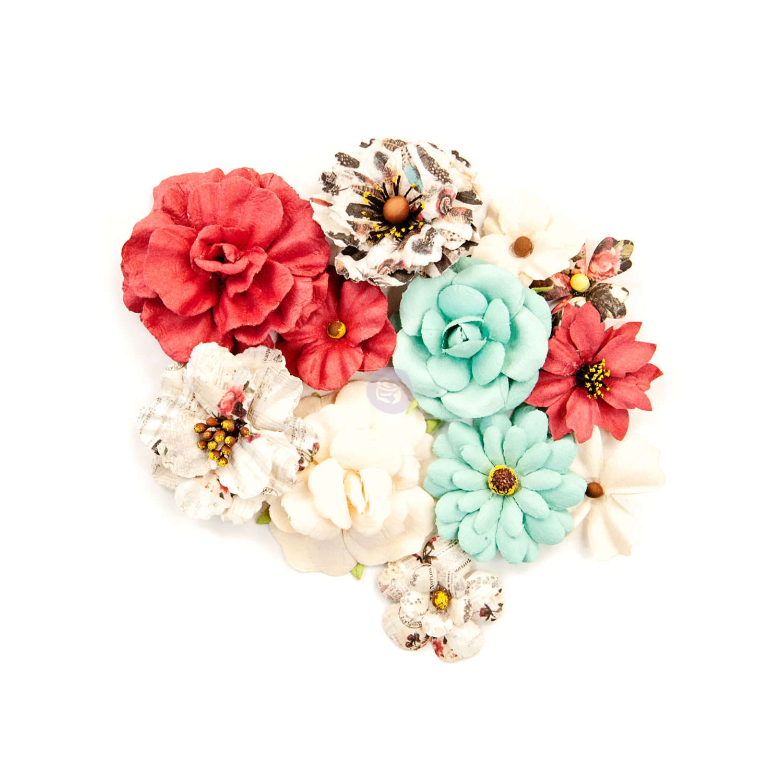 Elemental Beauty - Midnight Garden Flowers - Prima