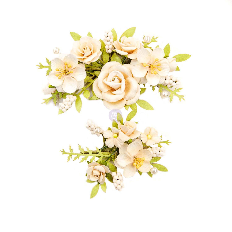 Humble & Kind - Spring Farmhouse Flowers - Prima