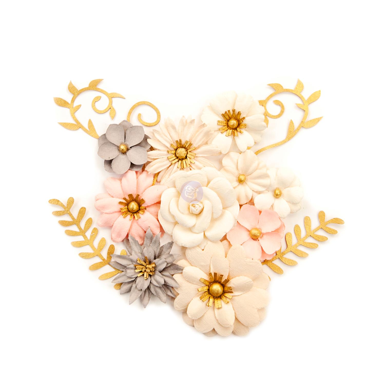 Beautiful Country - Spring Farmhouse Flowers - Prima