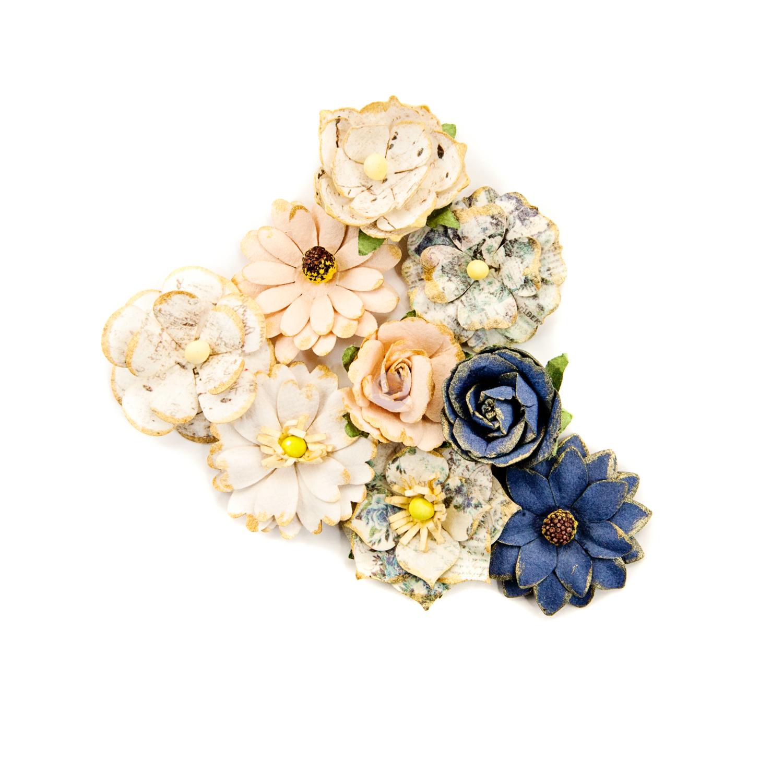 Prima - Georgia Blues Flowers - Montgomery
