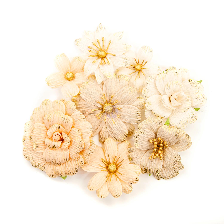 Honeycomb - Pretty Pale Flowers - Prima