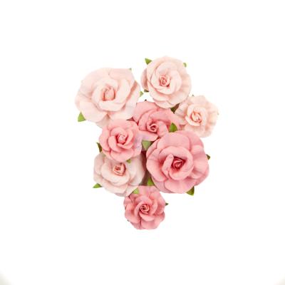 Strawberries & Cream - Fruit Paradise Flowers - Prima