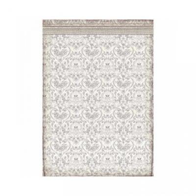 Framed Wallpaper - A3 -Stamperia Rice Paper