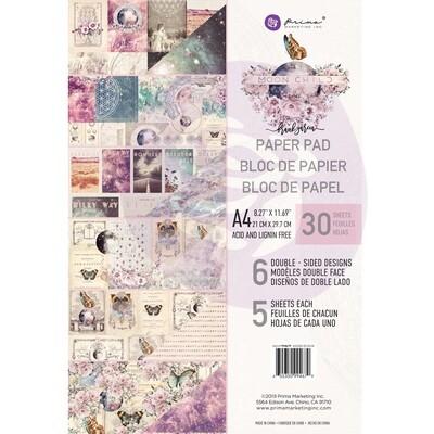 Moon Child A4 Paper Pad - Prima Marketing