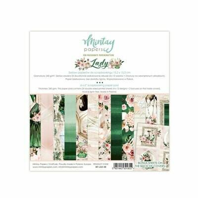 Lady 6x6 - Mintay by Karola
