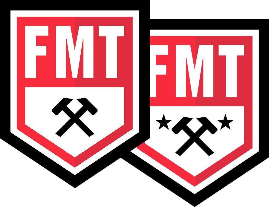 июль-август 2020 / Москва / FMT BLADES + BLADES ADVANCED
