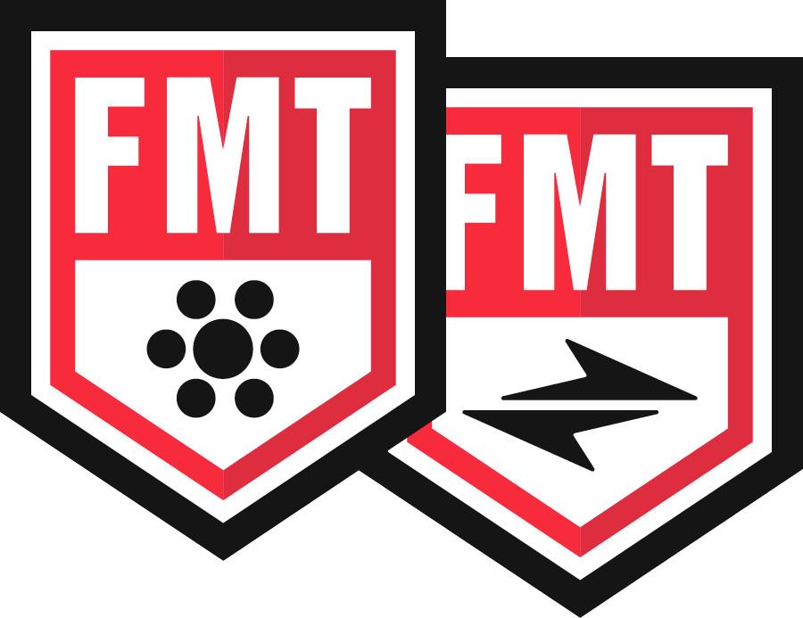 15 декабря 2019 / Москва / FMT RockPods + FMT RockFloss