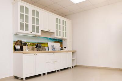 Кухня | Пленка | Рамка | Белый 1