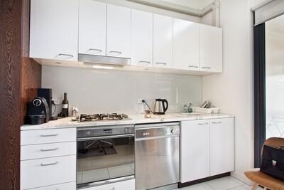 Кухня | Пластик | Lemark | Белый глянец