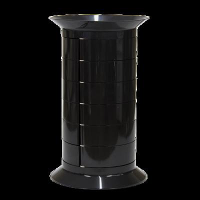 Тумба универсальная Catalina black