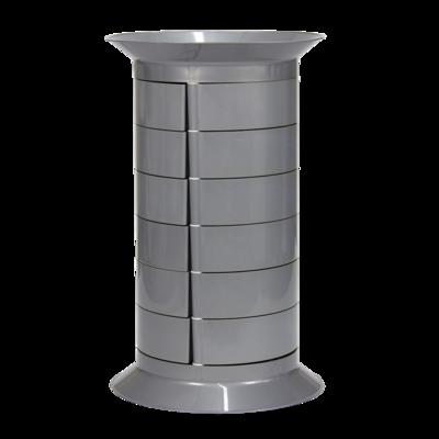 Тумба универсальная Catalina gray