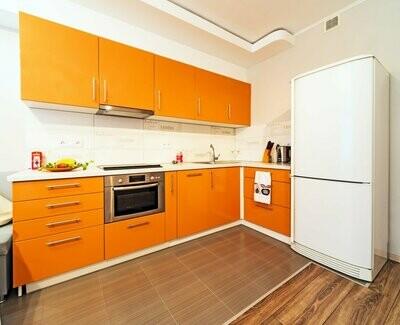 Кухня   Пленка   Мат   Апельсин