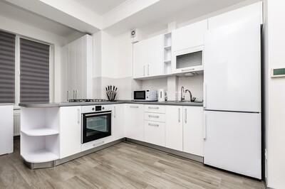Кухня   Пленка   Мат   Белый